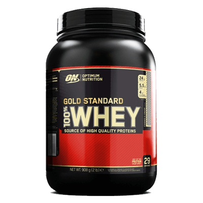 Optimum Nutrition Gold Standard 100% Whey 2 Lbs in Pakistan, Karachi, Lahore, Islamabad at Bravo Nutrition