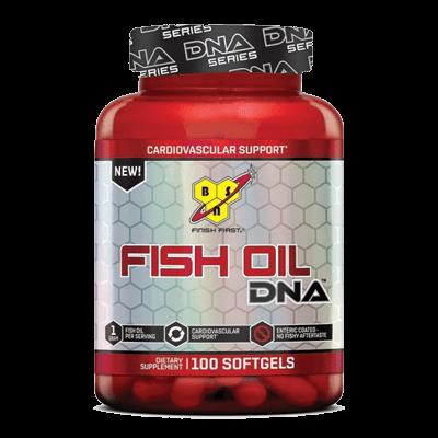 BSN Fish Oil DNA 100 Softgels in Pakistan, Karachi, Lahore, Islamabad at Bravo Nutrition