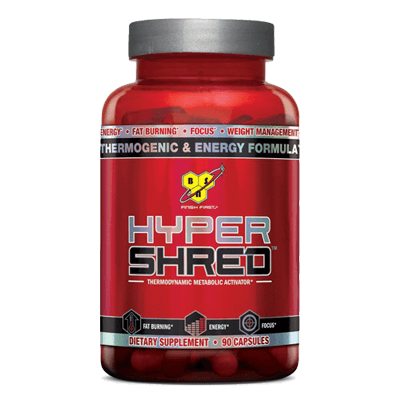 BSN Hyper Shred 90 Capsules in Pakistan, Karachi, Lahore, Islamabad at Bravo Nutrition