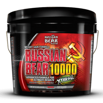 Russian Bear 10000 10 Lbs in Pakistan, Karachi, Lahore, Islamabad at Bravo Nutrition