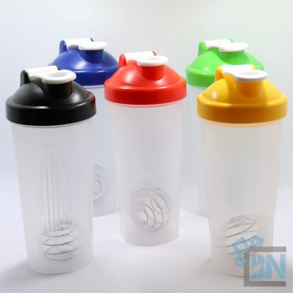 Shaker Bottle with Spring Ball price in Karachi, Lahore, Islamabad, Multan and Pakistan – Bravo Nutrition 1