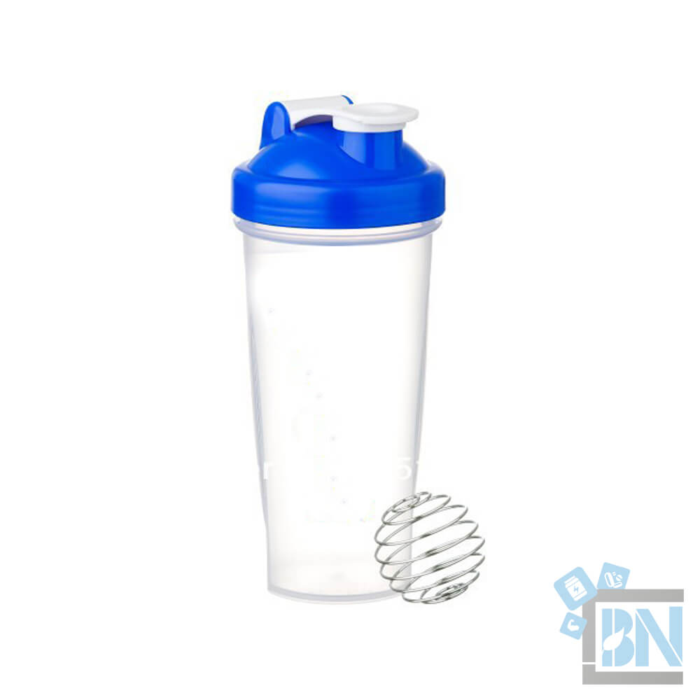 Shaker Bottle with Spring Ball in Pakistan | Bravo Nutrition