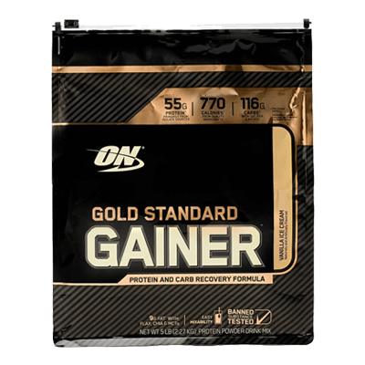 Optimum Nutrition Gold Standard Gainer in Pakistan, Karachi, Lahore, Islamabad at Bravo Nutrition