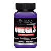 Ultimate Nutrition Omega 3 Fish Oil 90 Softgels in Pakistan, Karachi, Lahore, Islamabad at Bravo Nutrition