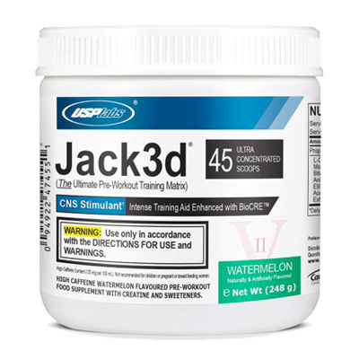 USPLabs Jack3d 45 Servings in Pakistan, Karachi, Lahore, Islamabad at Bravo Nutrition