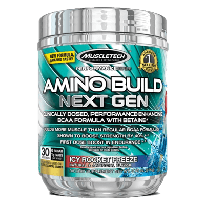 Muscletech Amino Build Next Gen 30 Servings in Pakistan, Karachi, Lahore, Islamabad at Bravo Nutrition