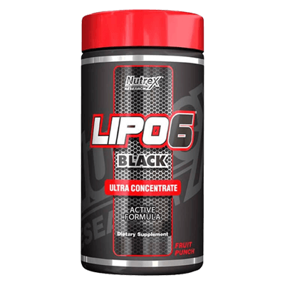 Nutrex Lipo 6 Black Ultra Concentrate Powder 50 Servings in Pakistan, Karachi, Lahore, Islamabad at Bravo Nutrition