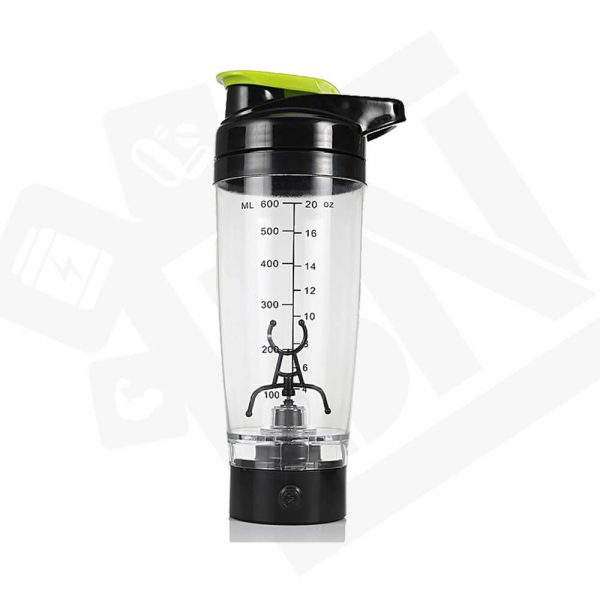 Electric Protein Shaker Bottle in Pakistan, Karachi, Lahore, Islamabad from Bravo Nutrition