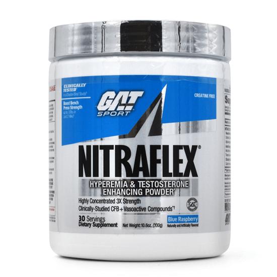 GAT Sports Nitraflex in Pakistan, Karachi, Lahore, Islamabad at Bravo Nutrition