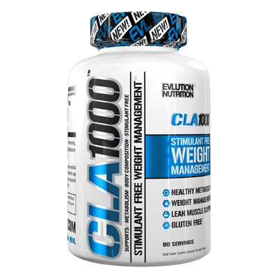 Evlution CLA 1000 in Pakistan, Karachi, Lahore, Islamabad at Bravo Nutrition