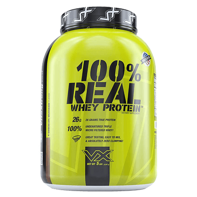 VitaXtrong 100% Real Whey Protein 5 Lbs in Pakistan, Karachi, Lahore, Islamabad at Bravo Nutrition