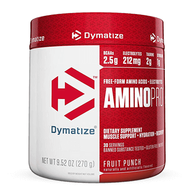 Dymatize Nutrition Amino Pro 30 Servings in Pakistan, Karachi, Lahore, Islamabad at Bravo Nutrition