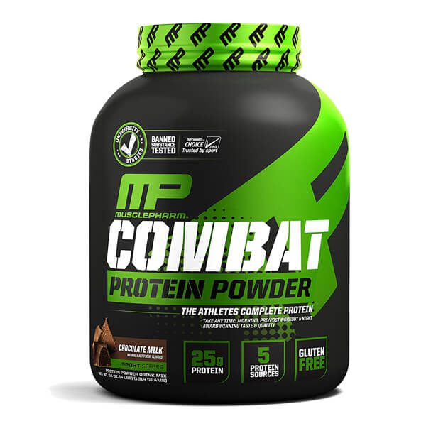 Musclepharm Combat Protein Powder in Pakistan, Karachi, Lahore, Islamabad from Bravo Nutrition