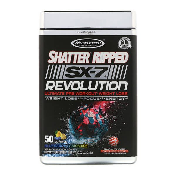 Muscletech Shatter Ripped SX-7 Revolution in Pakistan – Bravo Nutrition