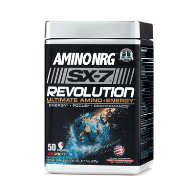 Muscletech Amino NRG SX-7 Revolution 50 Servings in Pakistan 1