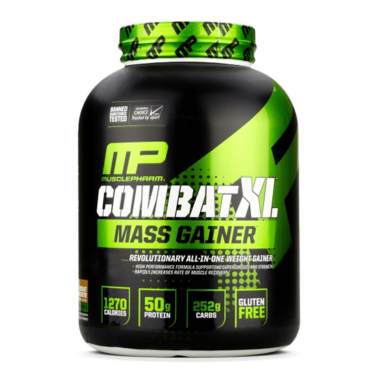Musclepharm Combat XL Gainer 6 Lbs in Pakistan, Karachi, Lahore, Islamabad
